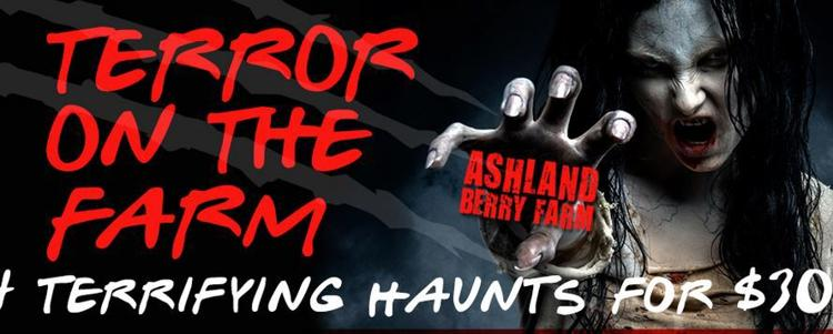 Ashland Berry Farm Halloween 2020 Haunted Evenings at Ashland Berry Farm | Halloween | richmond.com