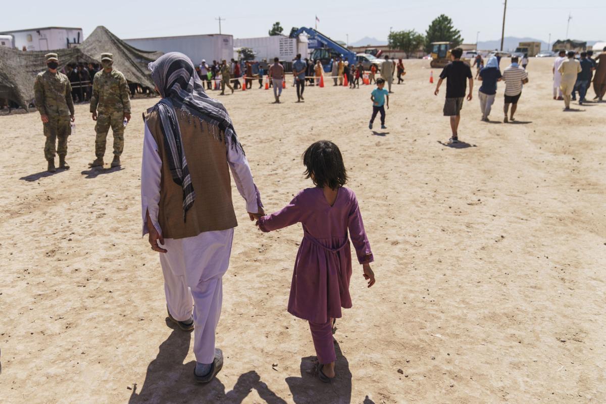 APTOPIX Afghan Refugees