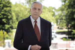 Lawyer who fought for UVA to admit women undergraduates dies