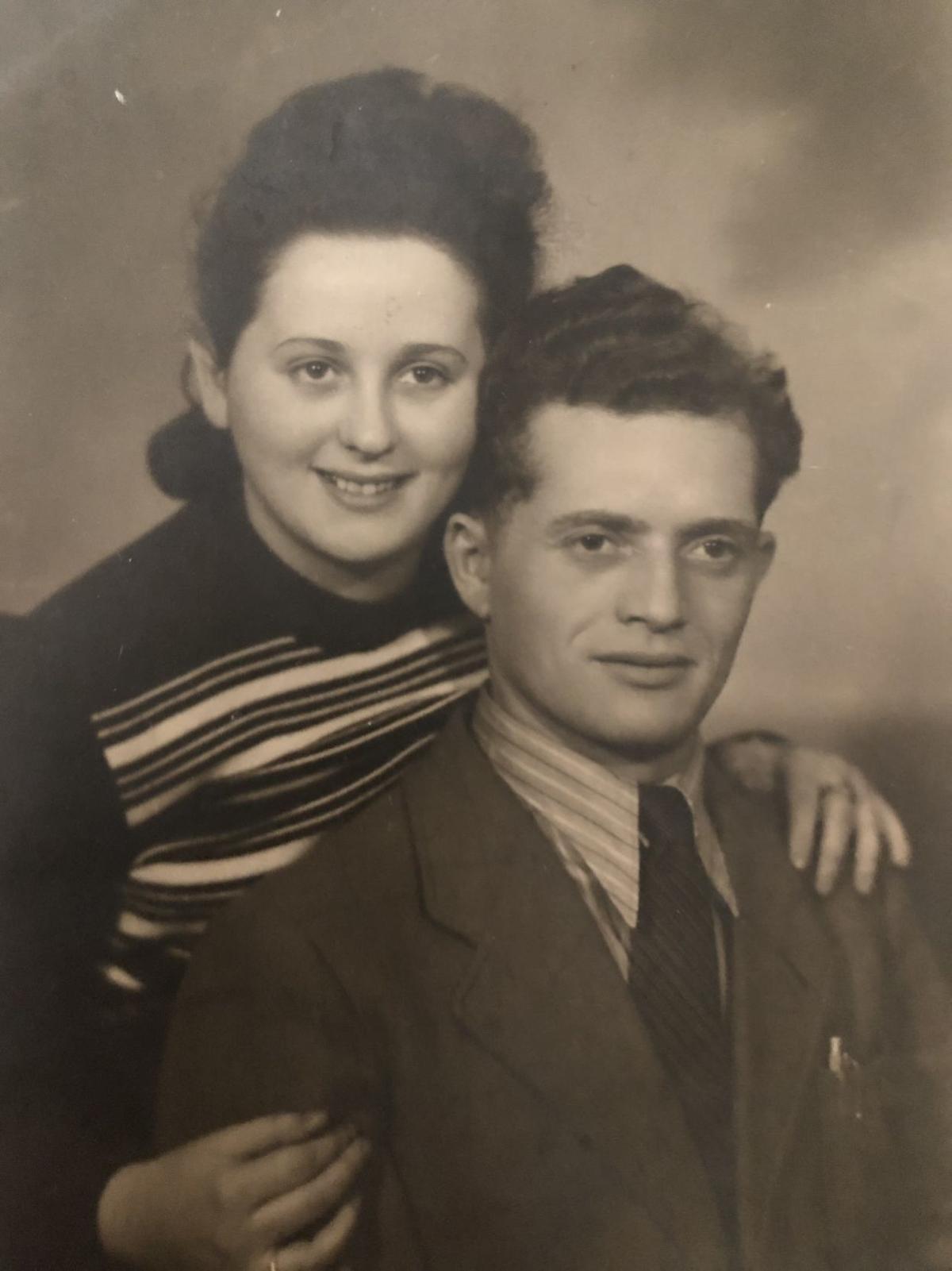 Halina and Alan Zimm