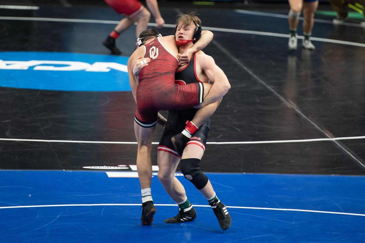 Jackson Turley at this year's NCAA championships