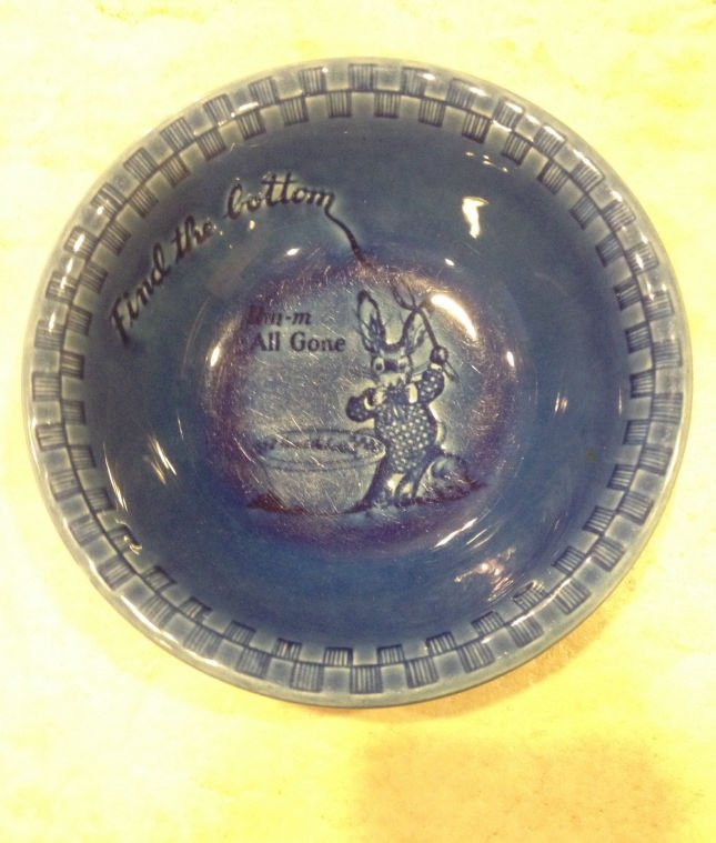 What's It Worth?: Silver Communion Set, Pottery Cereal