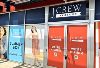 J.Crew Factory store