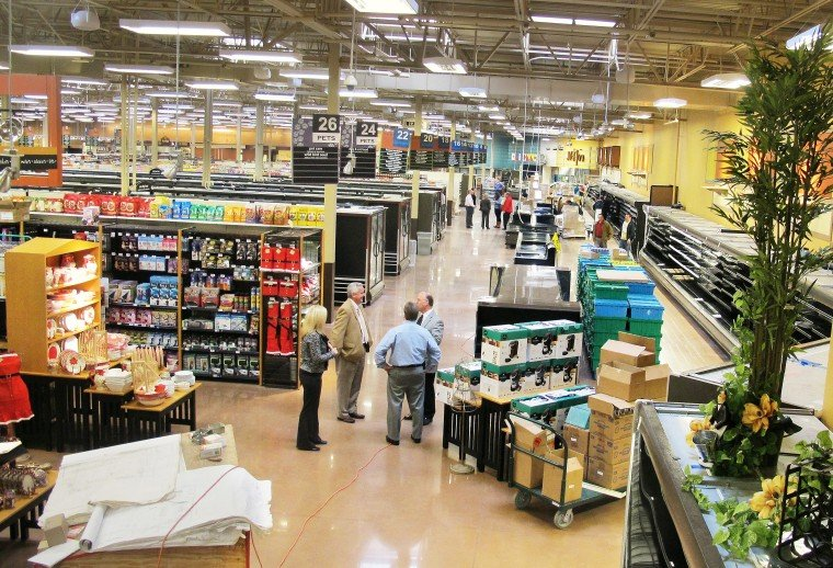 Kroger Readies New Chesterfield County Marketplace Store For December  Opening