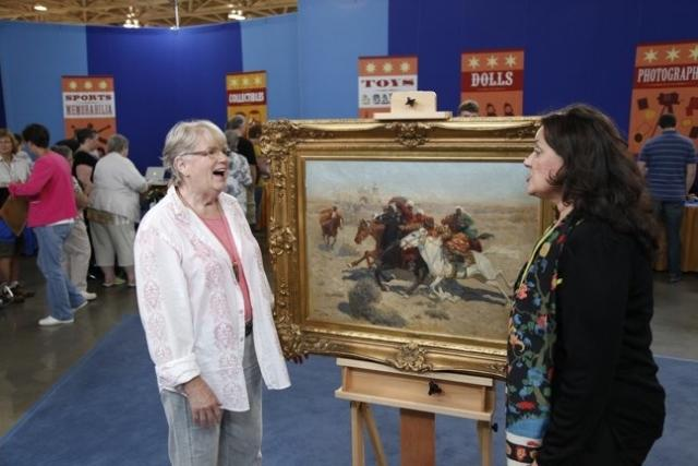 First richmond episode of 39 antiques roadshow 39 airs tonight - Vintage antiques roadshow ...