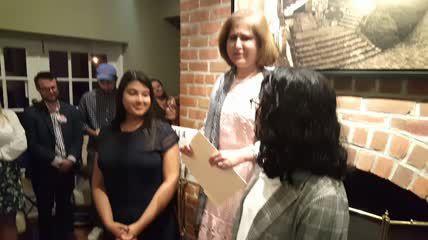 Ghazala Hashmi thanks supporters   News   richmond com