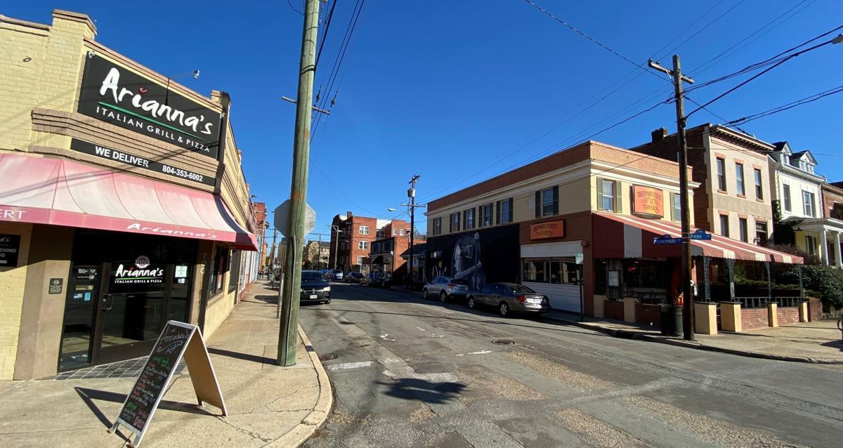 North Sheppard Street properties