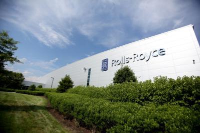 Rolls-Royce North America factory