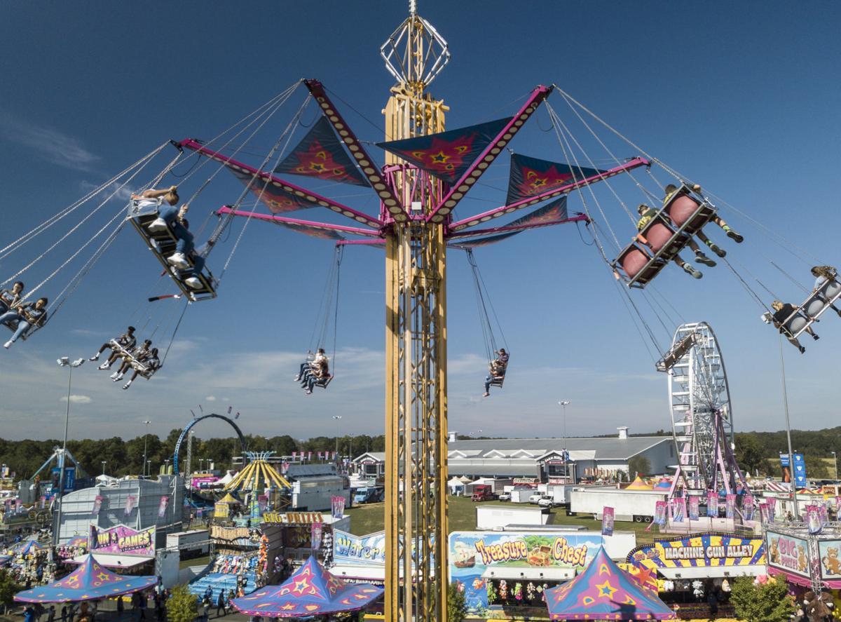State Fair of Virginia feature