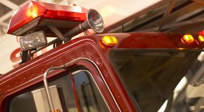 Firetruck lights generic
