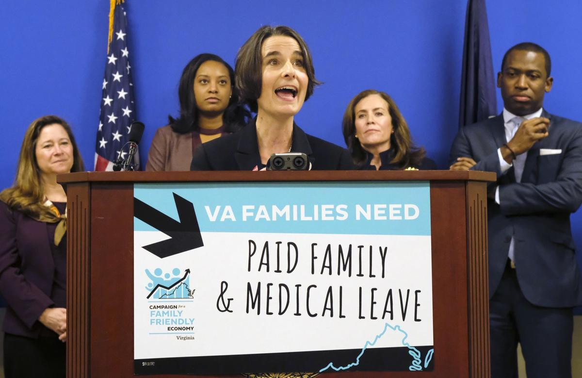 Paid Family and Medical Leave