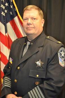 Chesterfield Sheriff Karl Leonard