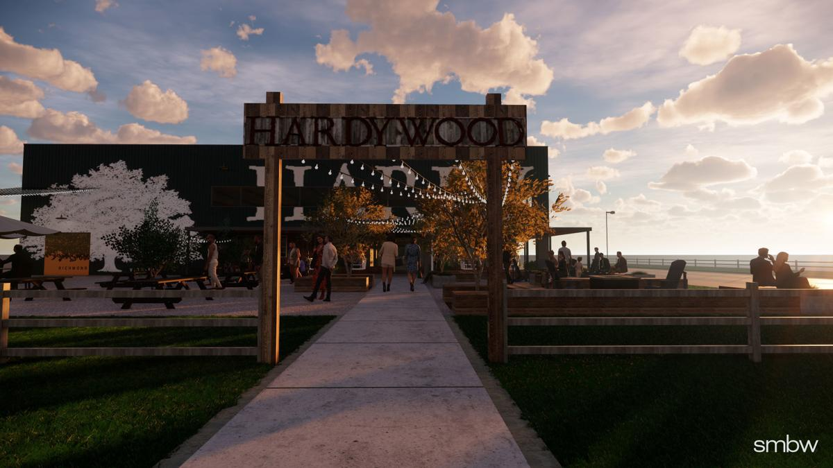 Hardywood's new plans for its Richmond location