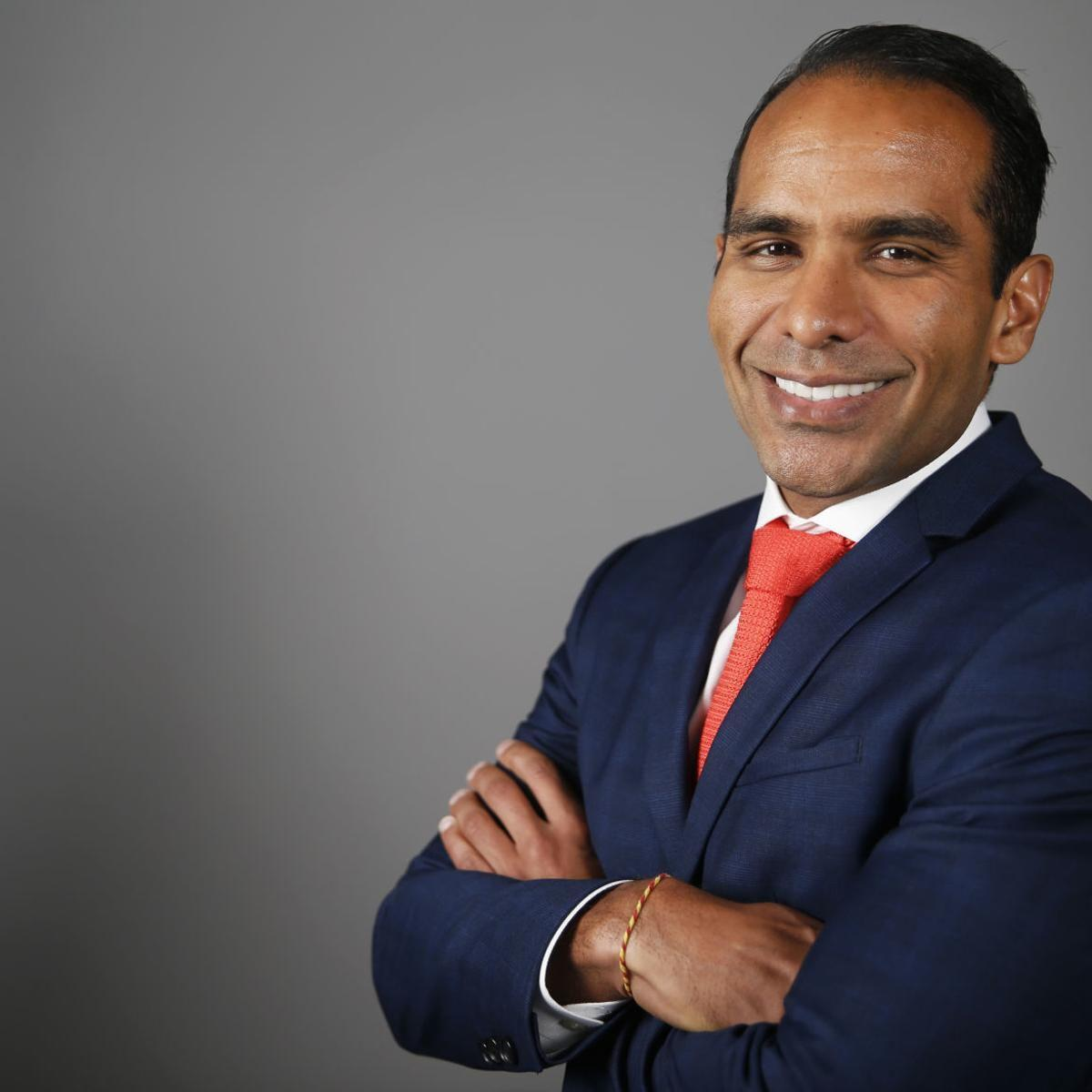 Neil Amin is president and CEO of Shamin Hotels