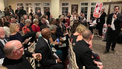 Gala gives early Valentine to two Powhatan nonprofits