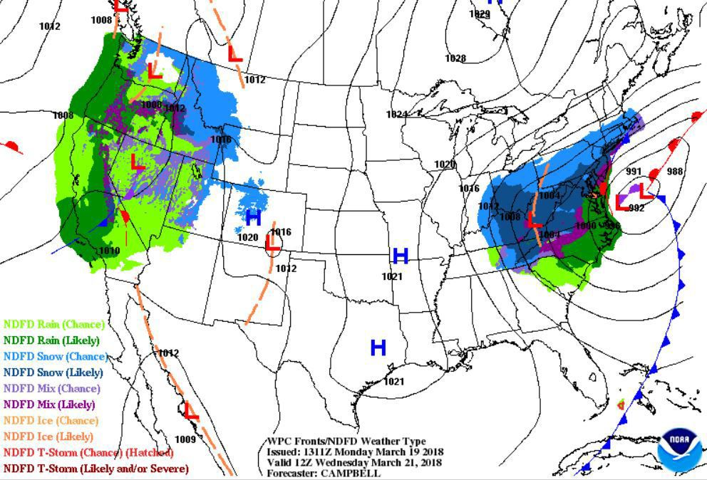 Virginia Truck Center >> Snowflakes and slush return to Richmond on Wednesday; heavier snow will hit northern and western ...