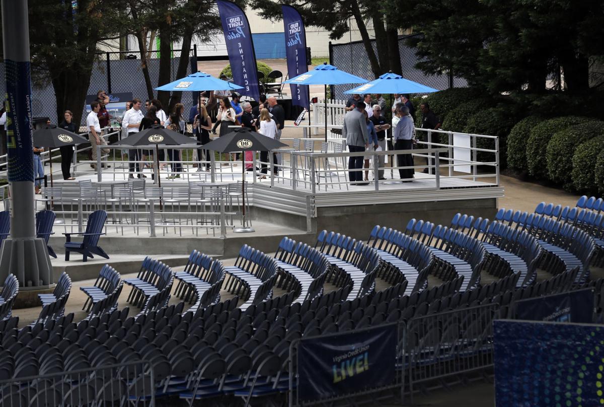 Virginia Credit Union Live Concert Venue At Richmond Raceway Gets