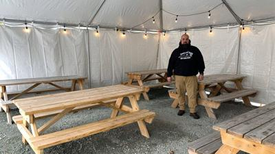 Winterization grants help Powhatan businesses knock chill off for customers