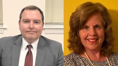 Walters, Hymel elected to lead Powhatan School Board again in 2020