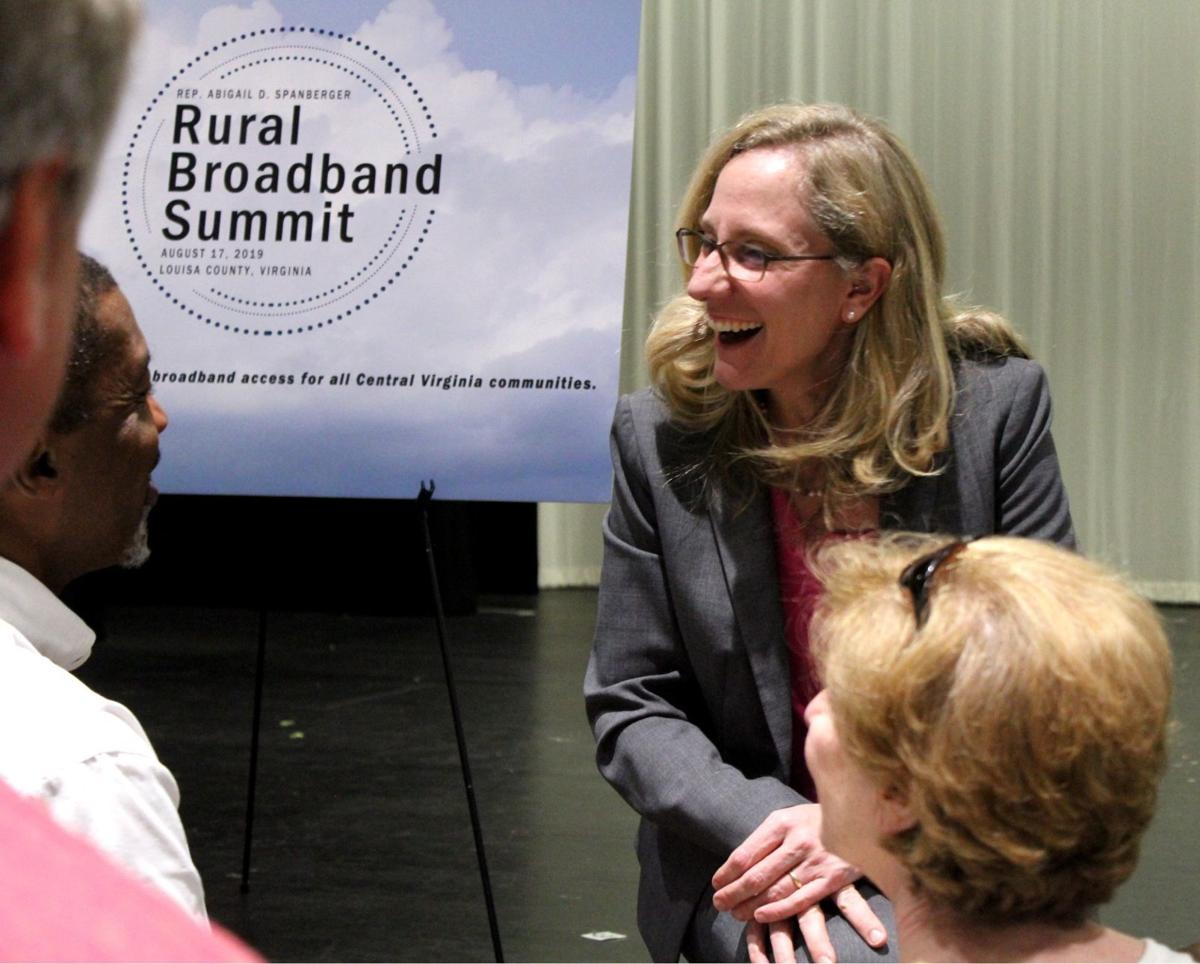 Spanberger Rural Broadband Summit