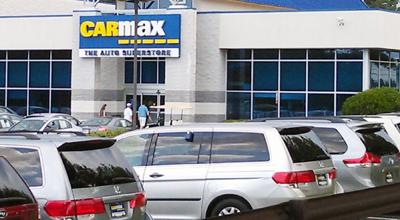 Carmax On West Broad Street In Henrico County