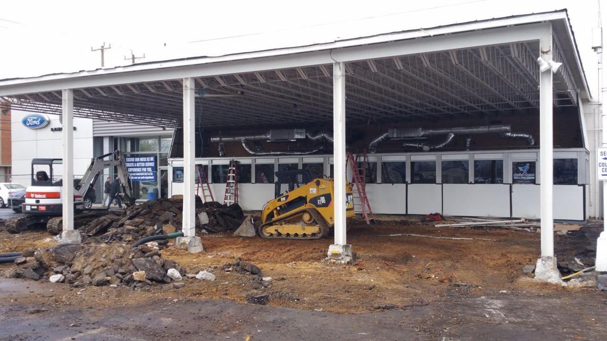 Richmond Ford Lincoln >> Richmond Ford Lincoln Undergoing Renovations Business