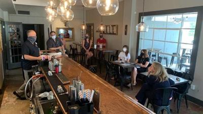 Powhatan distillery advocates for beverage industry