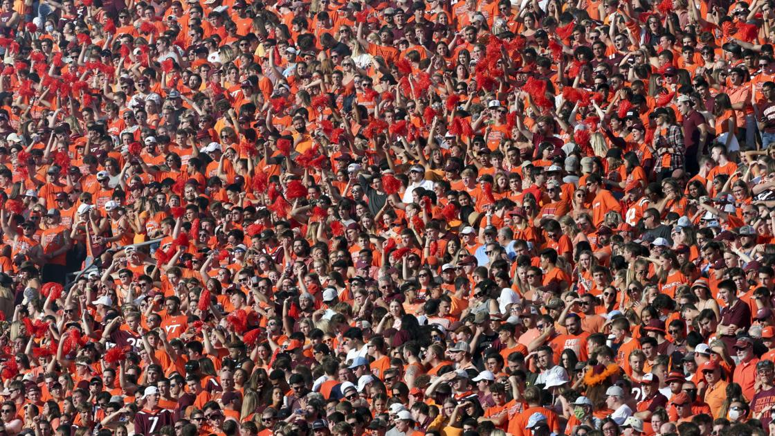 Four-game homestand latest test for Virginia Tech's compromised stadium operation