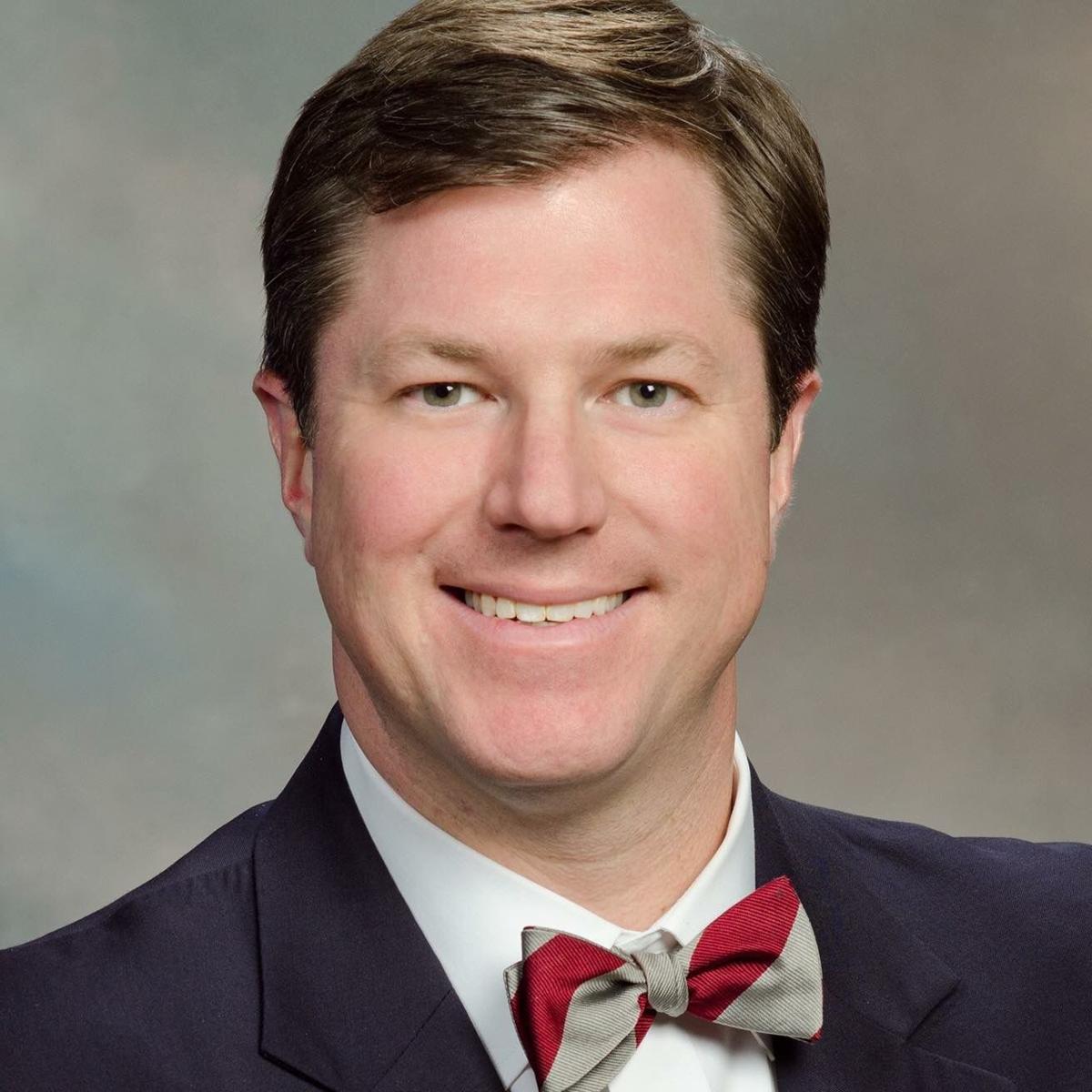 Christopher K. Peace Headshot