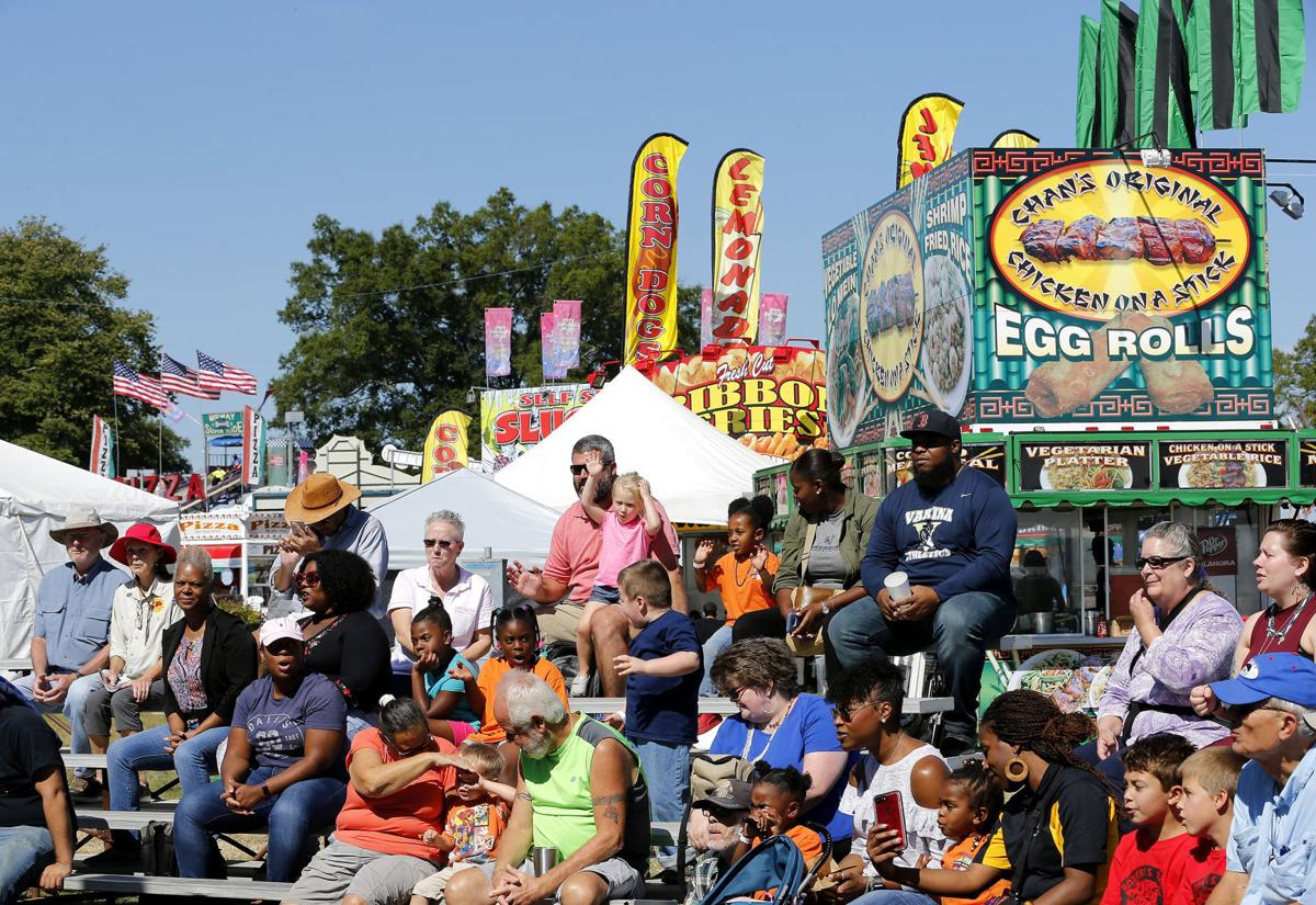 Virginia State Fair >> State Fair Of Virginia Reports Second Highest Attendance At New