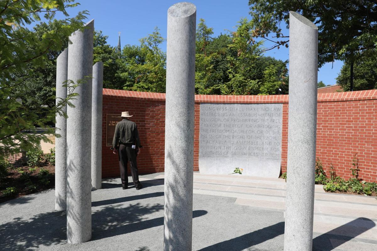 Capital Gazette Memorial