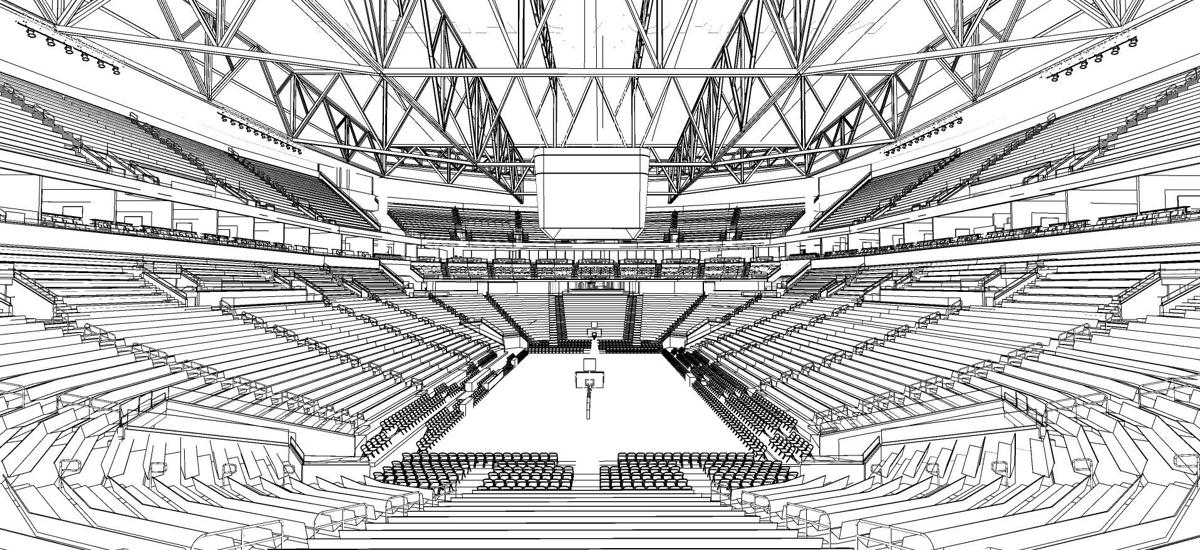 New Richmond arena rendering