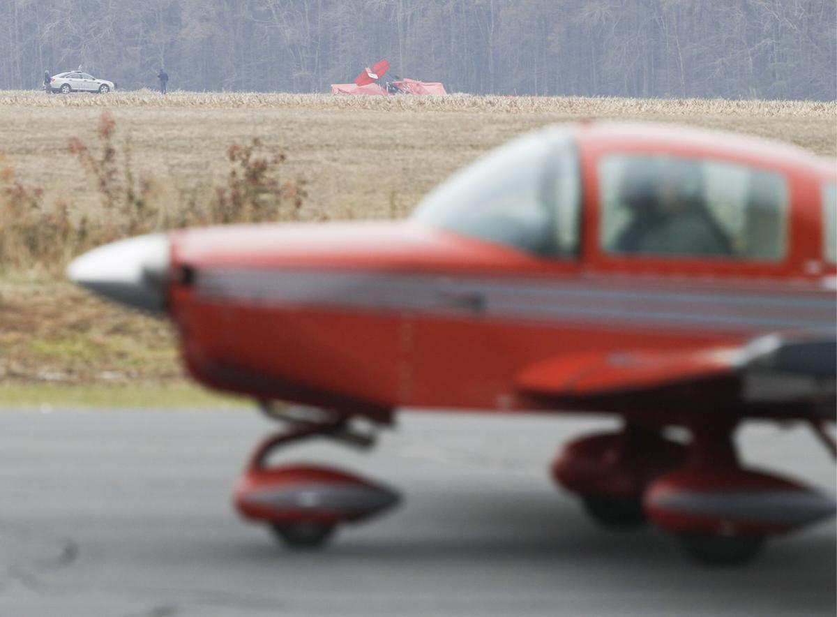 Ultralight aircraft crashes near Shannon Airport on Friday