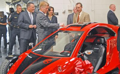 Tanom Motors opens new autocycle plant near Culpeper