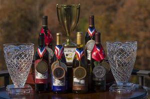 Enjoy Award Winning Wines from Saudé Creek Vineyards!