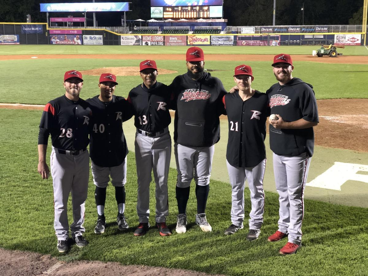 Flying Squirrels no-hitter
