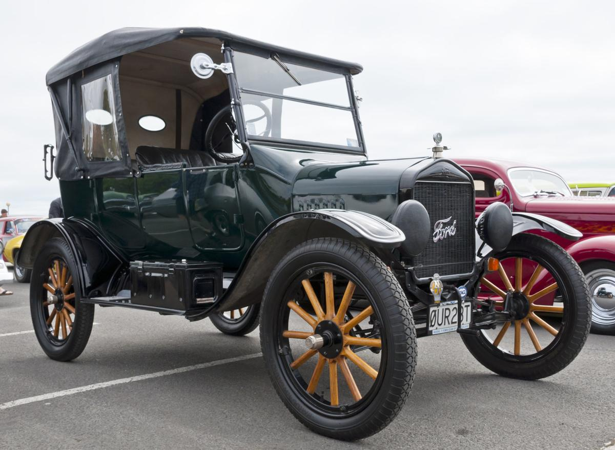 Ford T from 1923