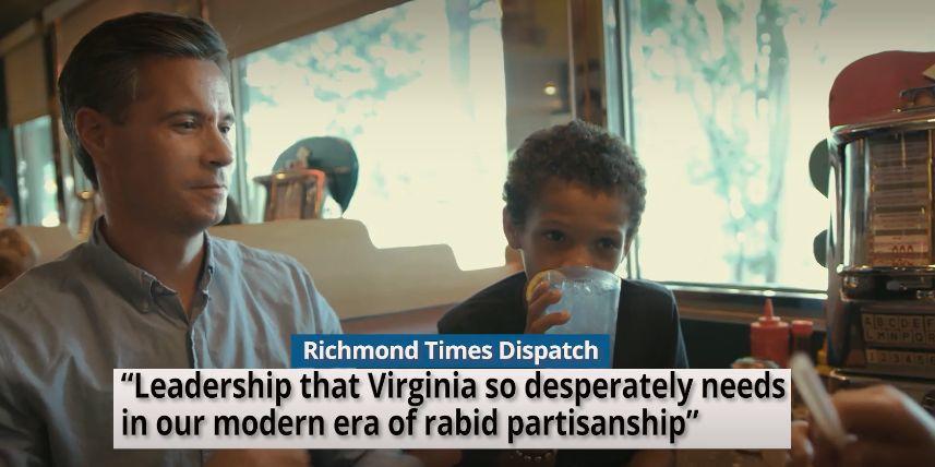 Sturtevant TV ad made misleading attribution to the Richmond