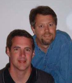Bradford Brady and John Maron