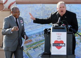 Richmond City Council receives Shockoe Bottom stadium plan