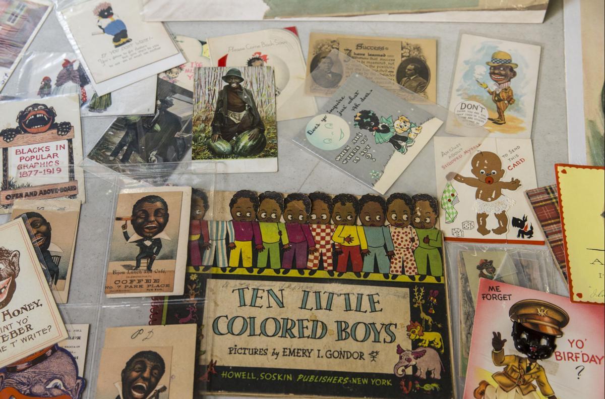 Racist memorabilia
