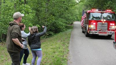 Powhatan County Fire and Rescue reaches out to community