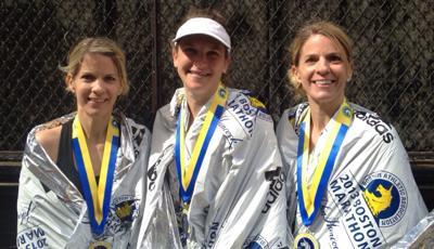 Richmonders return to the Boston Marathon