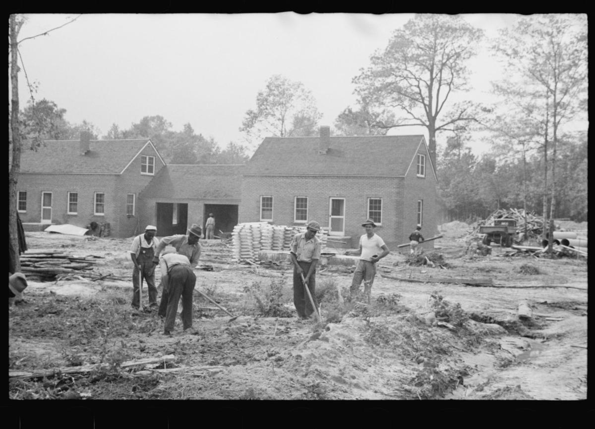 In one unusual Virginia neighborhood, roots stretch to the first Africans in America
