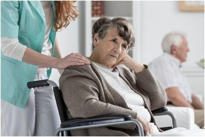 Signs That Might Mean Elder Abuse