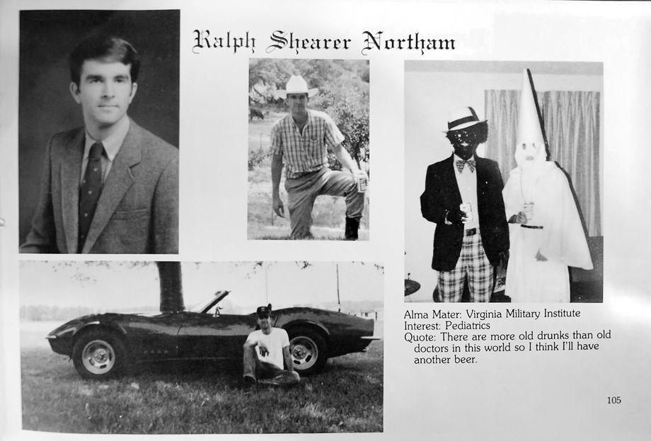 McGuireWoods report to Eastern Virginia Medical School on Gov. Northam's yearbook photo