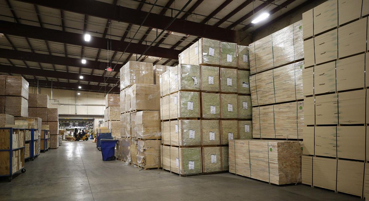 Door Manufacturer Steves Sons Investing In Eastern Henrico County