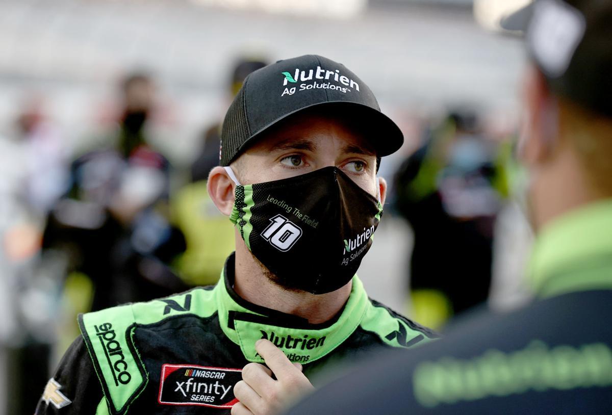 NASCAR Xfinity Series auto race