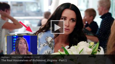 Real Housewives of Richmond Virginia,' yes, it happened
