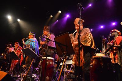 Sun Ra Arkestra | Richmond Fol...